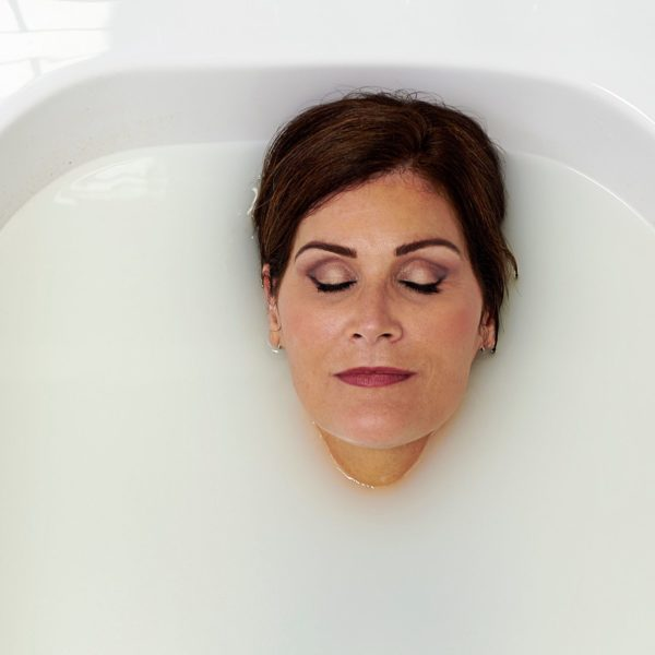 Microbubble Therapy Lifestyle Close Up