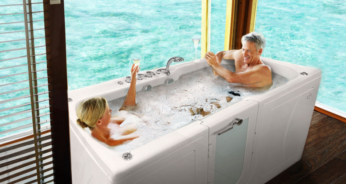 2 Person Bathtub