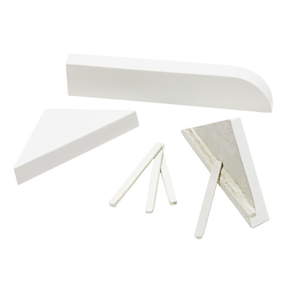 prairie white cultured marble shower stall pc shelves accessories close up