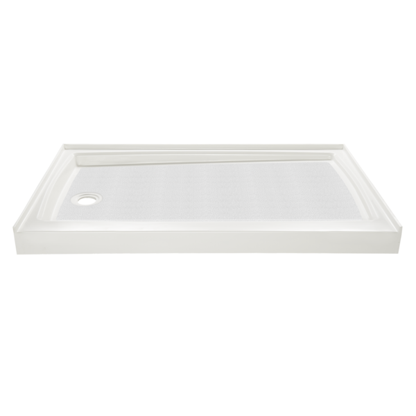 x cultured marble shower base price