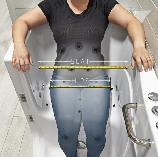 How to Choose a Walk In Bathtub Demo - Ella's Bubbles Walk In Tubs with Door and Seat