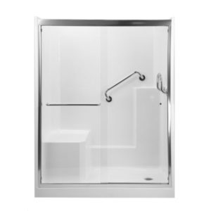 chrome door