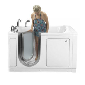 deluxe airhydro walk in tub x