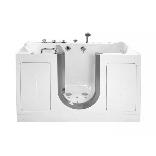 walk in tub for two. Ella Companion Walk In Tub For Two  The Seat S Bubbles