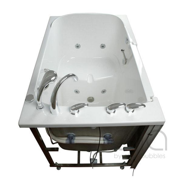 Bariatric 35 Gel Coat Walk In Bathtub Ella S Bubbles